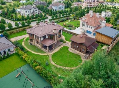 4 Bedrooms, Загородная, Продажа, Listing ID 6791, Московская область, Россия,