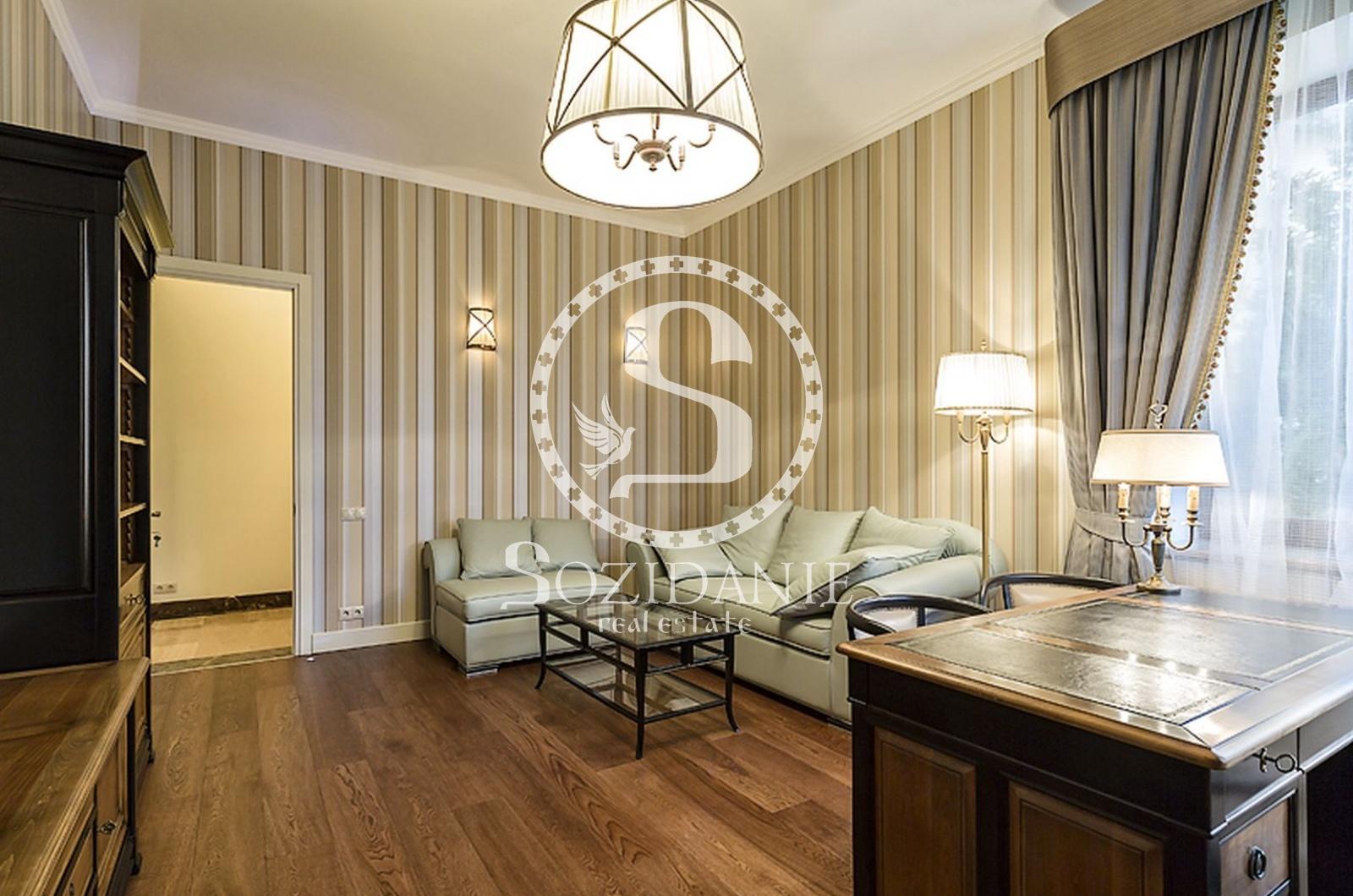 4 Bedrooms, Загородная, Продажа, Listing ID 1569, Московская область, Россия,