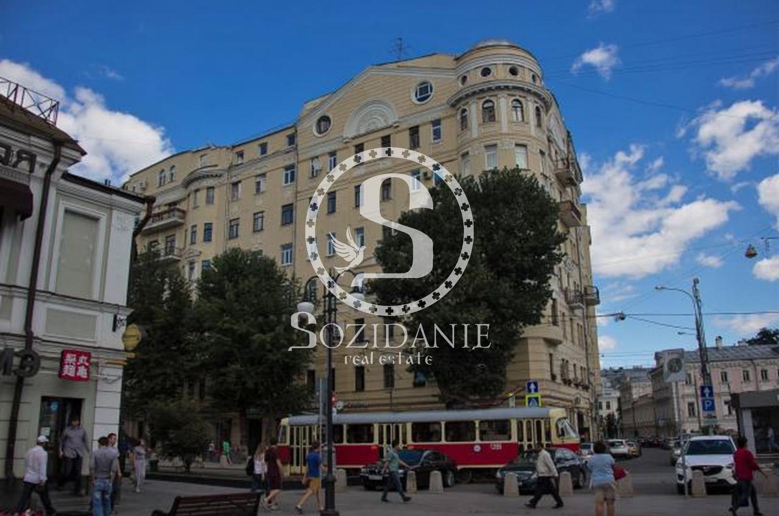 4 Комнаты, Городская, Аренда, Климентовский переулок, дом 6, Listing ID 1578, Москва, Россия,