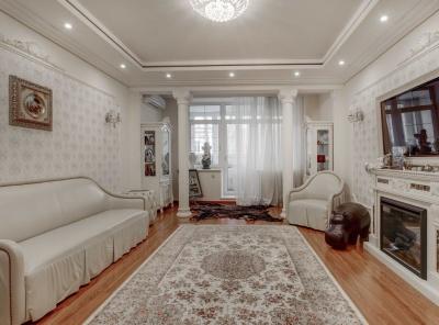 4 Комнаты, Городская, Продажа, Улица Часовая, Listing ID 7044, Москва, Россия,