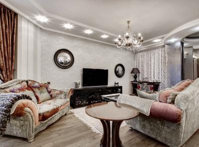 4 Комнаты, Городская, Продажа, Ломоносовский проспект, Listing ID 7060, Москва, Россия,