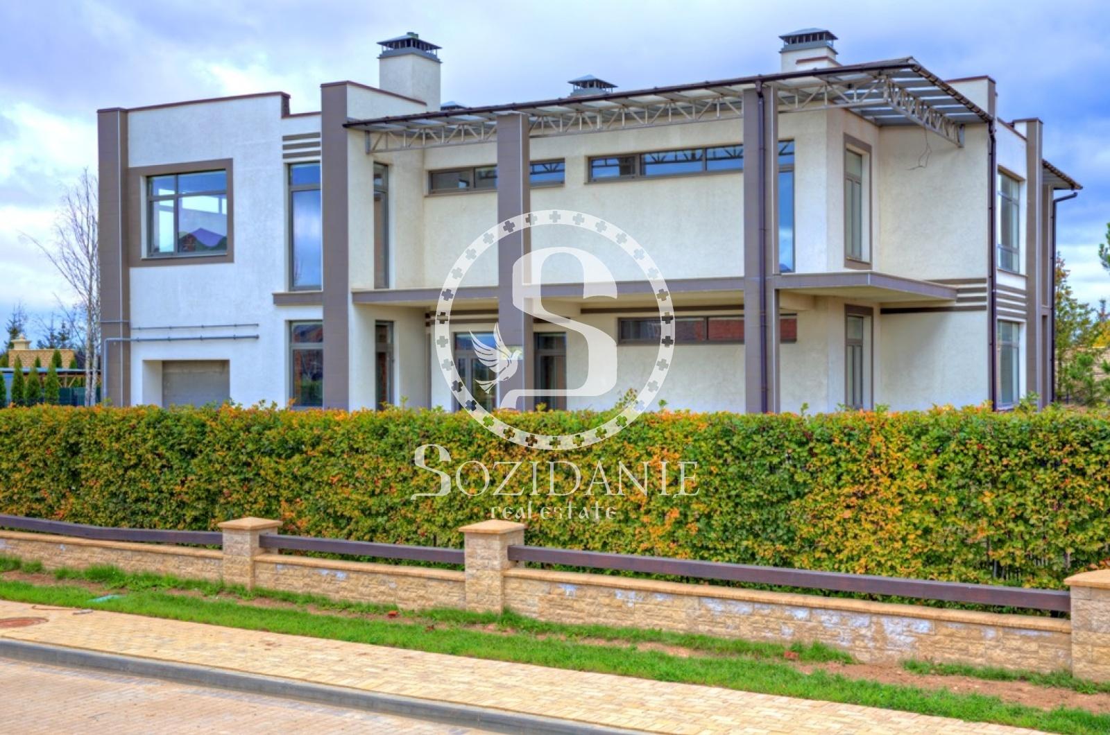 5 Bedrooms, Загородная, Продажа, Listing ID 1036, Московская область, Россия,