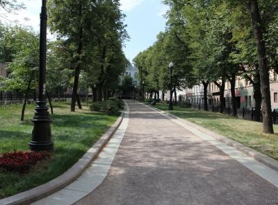 5 Комнаты, Городская, Аренда, Улица Жуковского, Listing ID 1685, Москва, Россия,