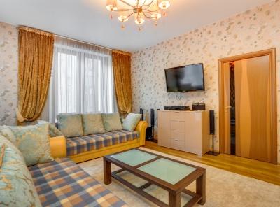 3 Комнаты, Городская, Аренда, 1-й Зачатьевский переулок, Listing ID 1741, Москва, Россия,