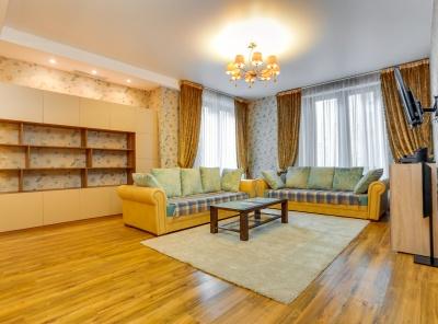 3 Комнаты, Городская, Аренда, 1-ый Зачатьевский переулок, Listing ID 1741, Москва, Россия,