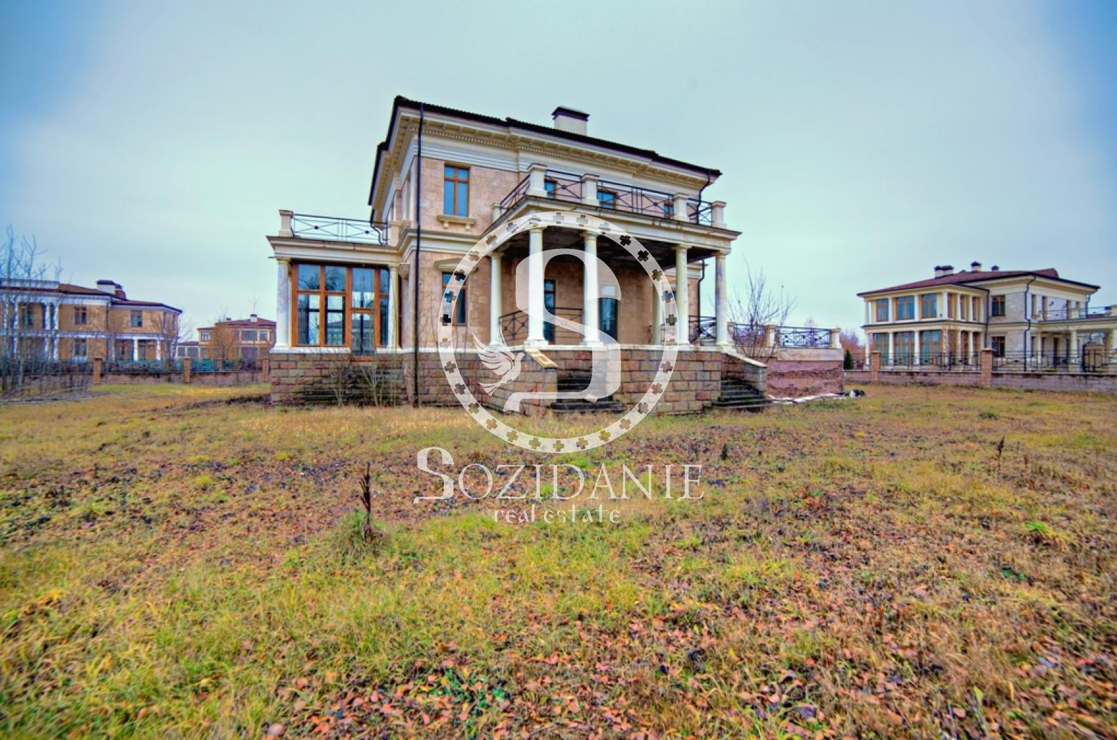 4 Bedrooms, Загородная, Продажа, Listing ID 1060, Московская область, Россия,