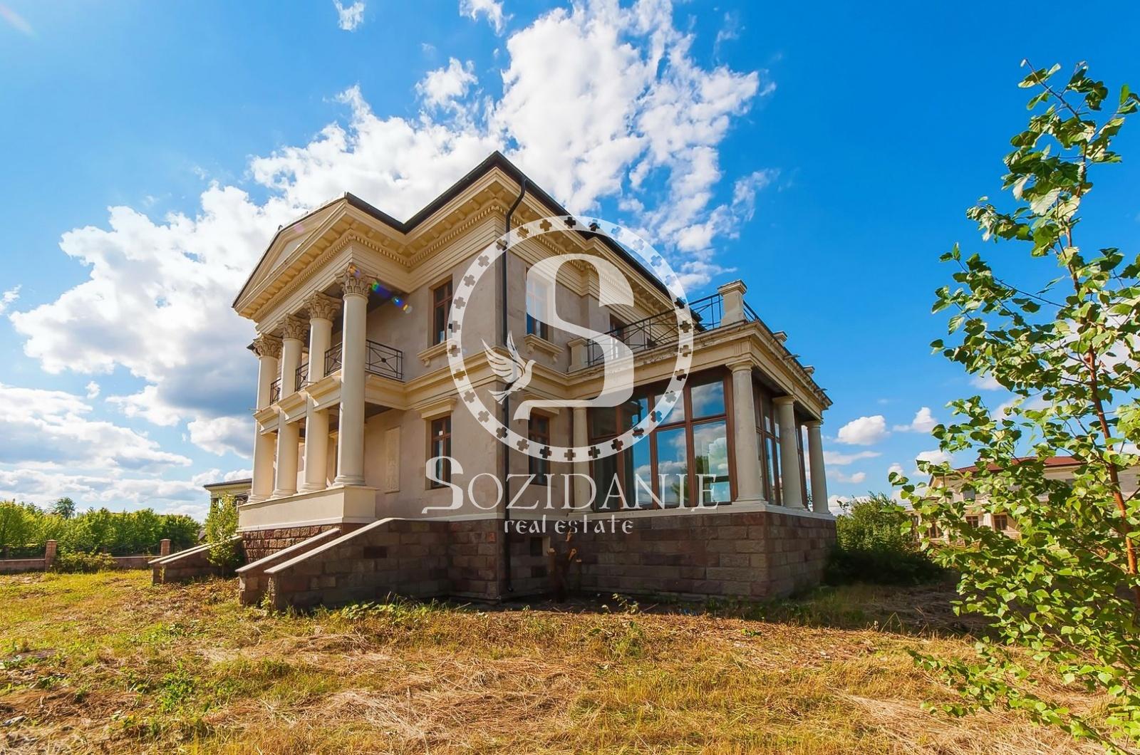 4 Bedrooms, Загородная, Продажа, Listing ID 1061, Московская область, Россия,